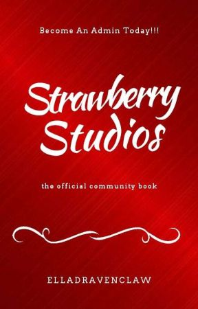 {Join The Community} Strawberry Studios by StrawberryStudio
