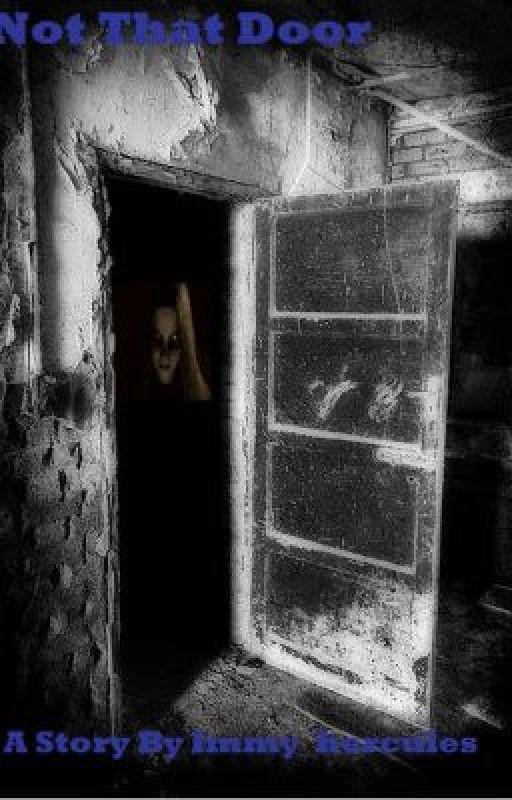 Not That Door by immy_hercules