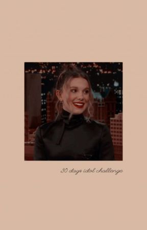 30 days idol challenge 🌟 by _br0wnie