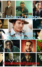 Johnny Depp Short Stories. by GrindelwaldSparrow