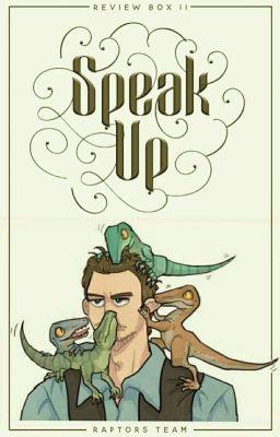 Review Box II | Speak Up! [raptors_team]