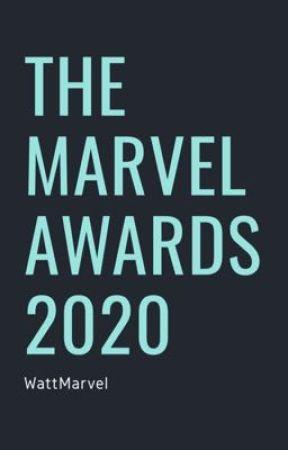 The Marvel Awards 2020 by WattMarvel