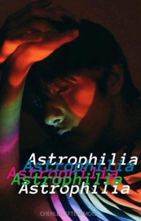 Astrophilia 💫 Huang Renjun by Chenlesleftearmole