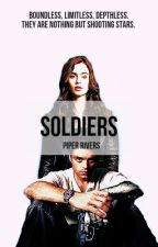 Soldiers (Completed) •Soldiers Series• Bucky Barnes/ Avengers Fanfiction by janejane_jane