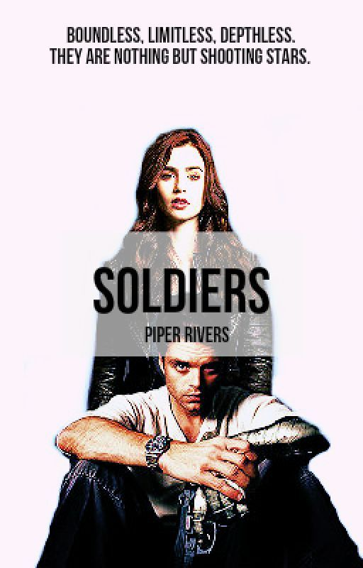 Soldiers (Completed) •Soldiers Series• Bucky Barnes/ Avengers Fanfiction by _PiperJane