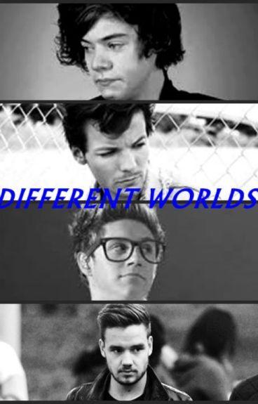 Different worlds    [Larry / Niam]