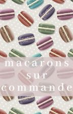 Macarons sur commande by justemadeleine