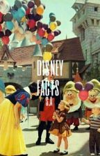 Disney Facts by -scripturient