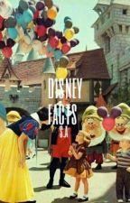 Disney Facts by charliestypewriter