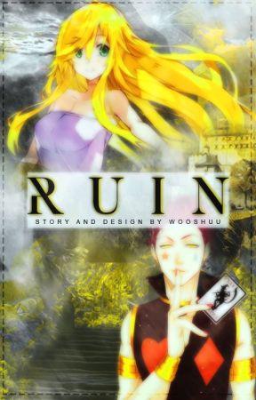 RUIN    Hisoka Fan Fiction by wooshuu