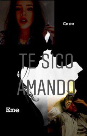 TE SIGO AMANDO by ArlenMiguel