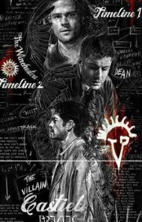 Supernatural Imagines by Queen_Saki1016