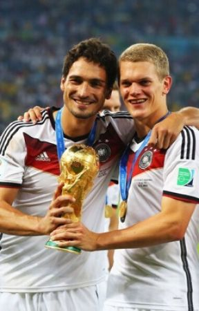 He Could Be The One (A Mats Hummels Fanfiction) by cheekyhummels