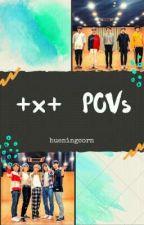 TXT POVs: I by hueningcorn