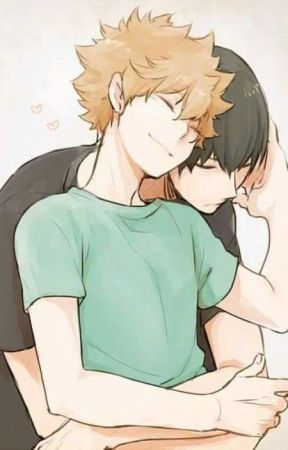 "Your ""I love you"" Face  [Haikyuu Kagehina fanfic] by iix_Satsuki_xii"