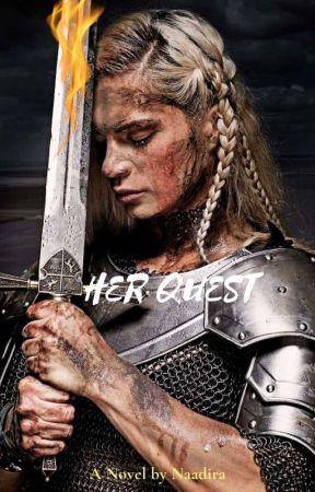 Her Quest  by 11_naadira