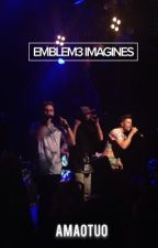 Emblem3 Imagines&Preferences by harleyquinnsmetaphor