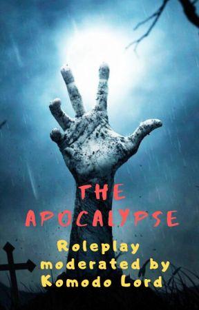 The Apocalypse by Cassidy-GoldenFreddy
