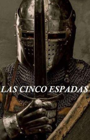 Apéndices de Las Cinco Espadas by ducexxx