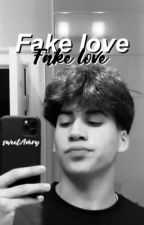 fake love ; mattia polibio by sweetaveryy