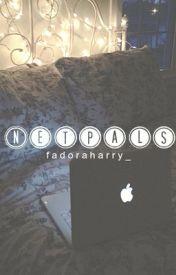 Netpals || Harry Styles by fadoraharry_