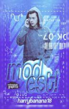 Modest! [Harry Styles] by HarryBanana18