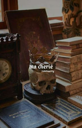 ma chérie | journal by redchaerry