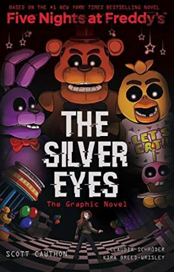 five nights at freddys the silver eyes free pdf