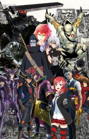 Los guerreros multidimensionales by Revenantxl