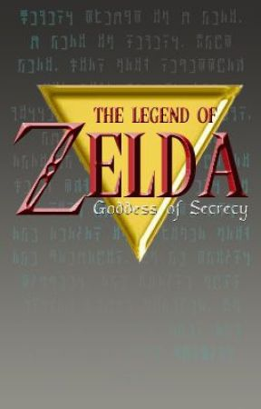 The Legend of Zelda: Goddess of Secrecy by echosound