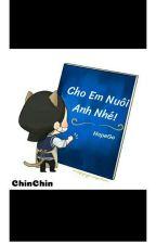 [HopeGa] Cho Em Nuôi Anh Nhé! by Meowgi9393