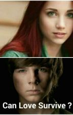 Can Love Survive?(A Carl Grimes/ Walking Dead Fanfictin) by DancerGurlForever01