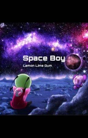 Space Boy (Invader Zim X Reader) by lemonlimegum