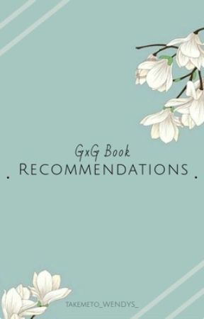 GxG Book Recommendations by landriegrace