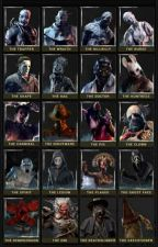 Dead By Daylight Zodiac by Mikey_The_Crayon