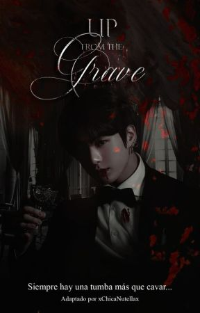 Up from the grave #7 [kookv] by xChicaNutellax