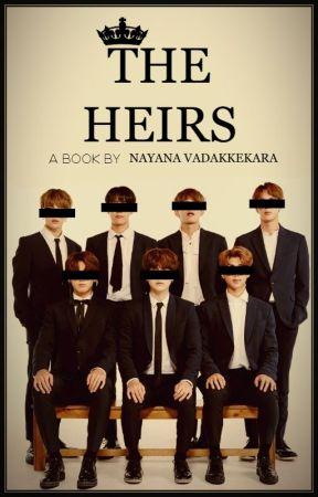 The Heirs: A BTS fanfiction by NayanaVadakkekara