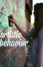 Artistic Behavior (#Wattys2014) by blurredbeginnings