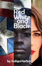 Red White and Black by IndigoHarbor