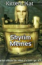 Skyrim Memes by Kitten_Kat