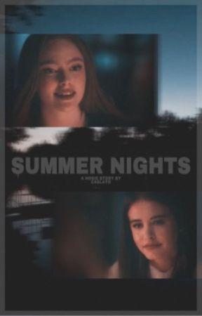 summer nights - hosie social media au by caslayo