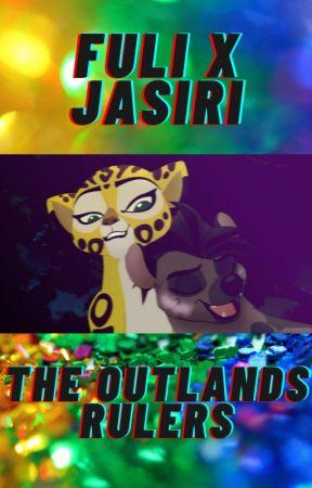 Fuli x Jasiri- The Outlands Rulers by Vatre2020