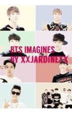 BTS imagines by xXJardineXx