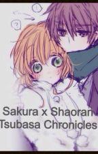 Sakura x Shaoran / tsubasa chronicles by TheLittleZombie