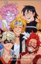 ~Painted Hearts~ Bakusquad x Reader by sgh101404
