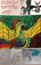 Wings Of Fire Art Book! by Dream_and_Inspire