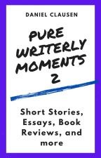 Pure Writerly Moments 2 (Short Stories, Essays, Book Reviews, and More) by DanielLClausen