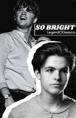 So Bright (Brad Simpson x Reader x Blake Richardson) by LegendOfJessica