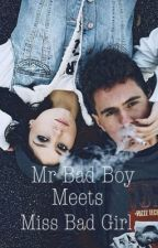 Mr Bad Boy meets Miss Bad Girl by 22MADDIE22