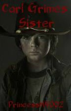 Carl Grimes Sister by PrincessM4002